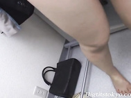 She obliges and he has the time of his life with her big tits and hot mouth.