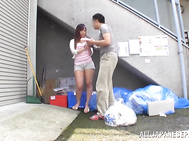 cute Asian bimbo Haruki Satou has mad skills in the sack as she knows how to suck cock and ride cock like a pony, she makes sure her wild boyfriend has a wild night as she sucks his cock until he splashes jizz all over herself after the hot toy insertions