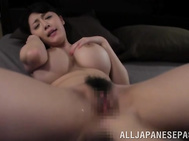 Graceful Japanese sex diva Miki Ichiki looks incredibly hot.