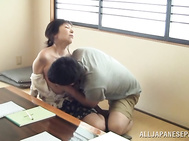 Sexy and nasty japanese amateur likes to play nasty with this hot guy, letting him feel her tight and warm vag in a sexy hardcore action that makes her feel amazing.