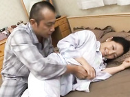 Ayane Asakura Mature Asian lady has sex.