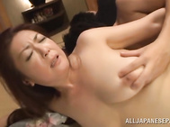 Nice tits on this asian girl