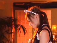 Maid Aino Kishi Begs For Cum After A Good Fucking - Japanese Cosplay.