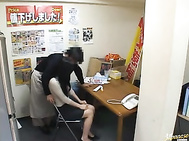 Kinkiest office sex that you will see.