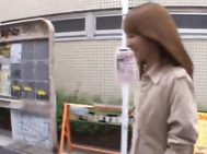 Sexy Japanese babe Miku Ohashi getting naked and hard banged in the kitchen. 2