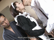 They really love to stick that huge sex toy up their wonderful pussies, it feels so damn fine for these sinful nuns.