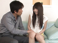 Megumi Shino having superb anal threesome porn.