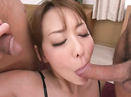 There aren't too many women out there like Akari Asagiri, which is why she's always in demand when it comes to a great fucking.