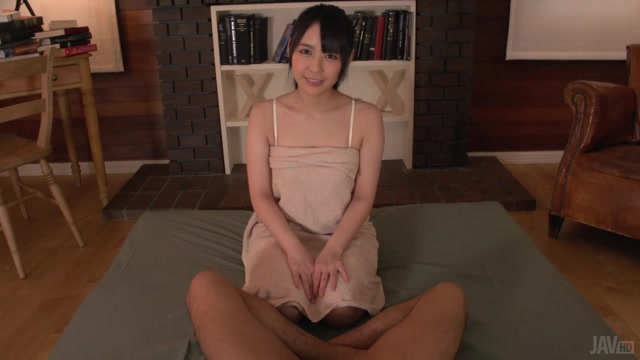 Girl with big Asian boobs provides sloppy blowjob.