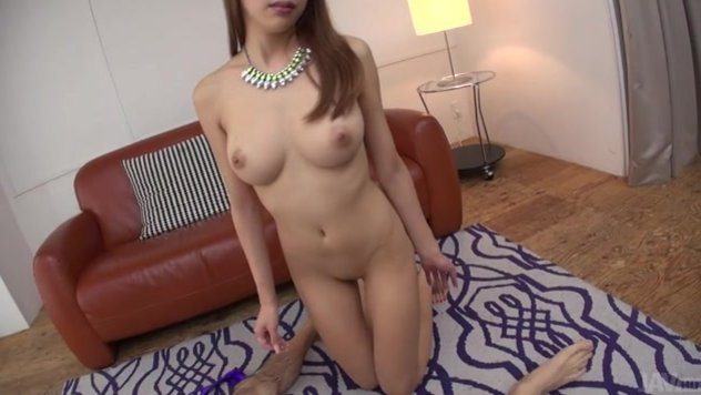 Cutie began with sloppy Asian blowjob in advance to getting fucked, sucking the guys dicks in rough manners and licking them well for a better insertion down her vag.