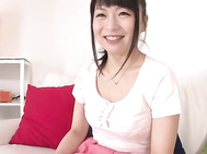 Amateur gets her hairy Asian cunt nailed with toys.