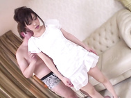 Never did horny ass Japanese bimbo, Miina Kanno, had her hairy Asian pussy licked for such a long time but this guy managed to really makes her feel good, sucking on that warm clit and pushing his tongue into the pussy until casing the girl to endure a re