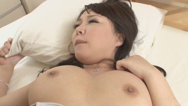 Sensual Asian milf with big tits and adorable forms, Hinata Komine, is in for a harsh scene of high class porn along hunk in need to smack that pussy like never before.