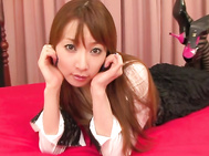 Japanese creampie video along hotKou Minefuji.
