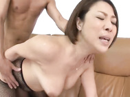 Nice to see a real asian girl get fucked, and wow, amazing nipples