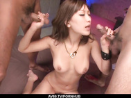 Serious Group Sex in Japanese Porn with Aika - more at 69avs com 2