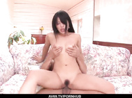 Mind Blowing Hard Sex on the Couch with the Step Son - more at 69avs com
