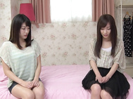 Kaho And Miki Get Freaky.