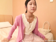Awesome Suzu Ichinose sporty Asian girl in shaved pussy toy insertion Video Online.