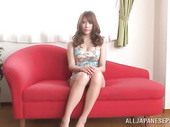 Flawless Asian girl Nami Aino enjoys anal banging in all positions.