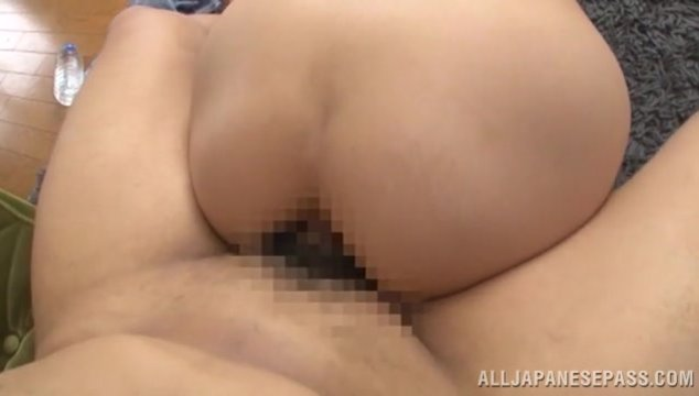 The guy kisses and licks her holes as crazy, and then bangs her lovely ass hole incredibly hard in all possible positions.