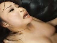 She enjoys getting a deep penetrating fucking too! Yuma Asami is eager to start her film career in porn!.