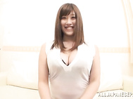 Precious hot Rin Yunoki Japanese busty girl fucking action.
