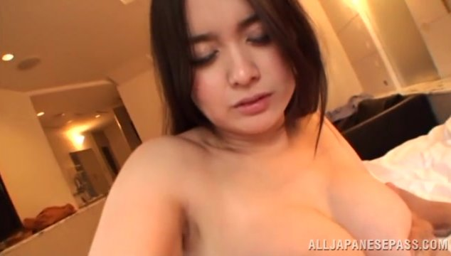 Beauty starts by sucking him right, sliding his tasty penis all the way her warm throat, gagging and getting the guy ready for an amazing cock riding scene that puts an end to a wonderful adventure.