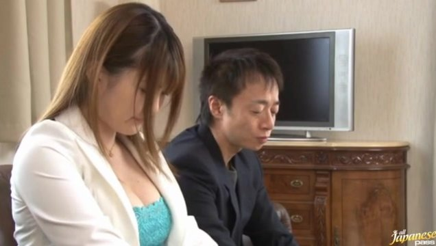 Momoka Nishina hot big titte action!.