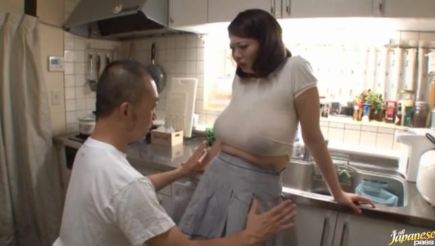 Check out this hot fucking hoe right here Nachi Kurosawa, she is so fucking fine that any man would wanna fuck her like there is no tomorrow and here you will be seeing this babe in ripped pantyhose going fucking wild with lots of hot cock sucking and you