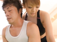 Huge Breasted Hitomi Tanaka Gets Her Pussy Pounded.