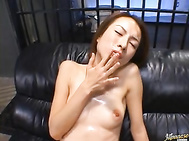 The hot milf is known for being a real babe as she fucks heaps of guys every week, but the never expected to get completely abused when she got naked.