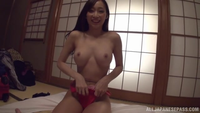 Watch the sweet beauty while posing her big tits and sucking cock in the same time, prior to feeling jizz bursting over those hard nipples.