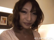 Cum-thirsty milf Kirara Asuka enjoys hardcore doggystyle bang.