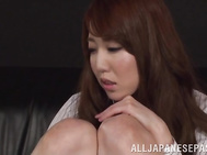 Eria Yuria and Ai Riona Asian lesbians in the office with friends.