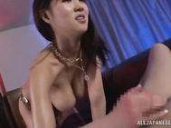 This superb with big tits Japanese doll is like a fucking machine when it comes to dirty actions.