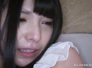 Very cute Japanese AV model Ai Uehara is famous for her awesome banging skills.