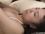 One hell of a horny Asian girl