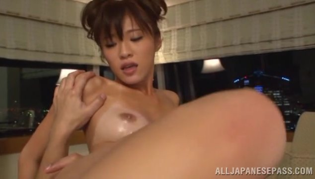 er hunky stud oils and licks her tight dripping wet cunt in which she returns the favor by giving him a mindblowing cock ride and blowjob as they fuck in various positions till the sweet orgasmic feeling.