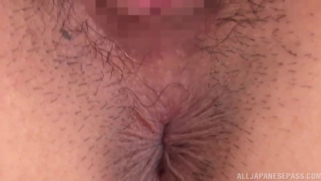 Ran Niiyama loves to play nasty and this time she is in for a rough adventure with her hunk with a big cock ready for her tight vag.