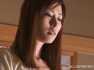 Headfucking with adorable Asian Akari Asahina.