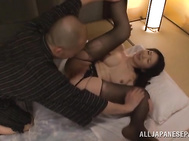 The pussy licking that our hot mature Japanese lady Hitomi Oohashi is enduring undoubtedly will enrich her with orgasms.