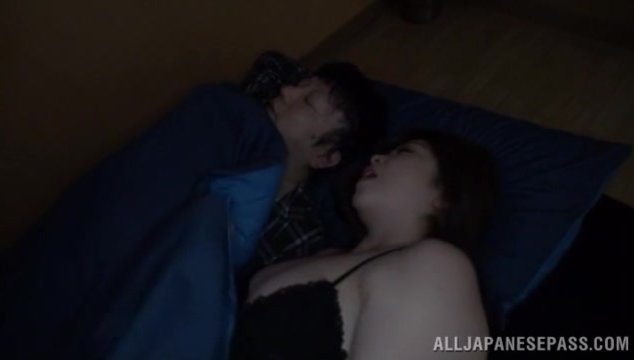 Hot mature in sexy stockings Natsuko Kayama is teased on amateur cam.