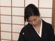 Miki Sato Wants To Suck Her Lover's Dick For Dessert.