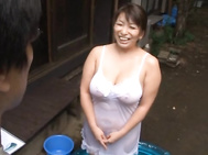 Yukari Orihara hot mature Japanese woman is kinky.