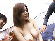 Yukari Kano isnᄡt the sort of hot milf that you would normally see doing these sort of things, this milf is the real deal and she seriously has no limits at all when it comes to hardcore action and here you will see her looking as hot as ever in her very