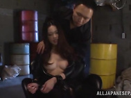 Hot milf gets banged in wild hardcore sex scene - Japanese Cosplay.