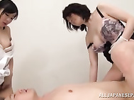 The naughty babes are always sexually hungry and they use each chance to get banged. 2