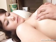 Delicious Japanese mature beauty Nao Katoh has nice firm body, good for fucking.