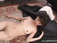 She is very hot, excelent video